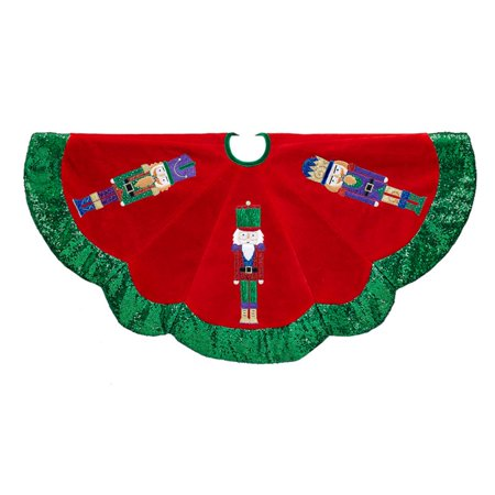 Nutcracker Tree Skirt