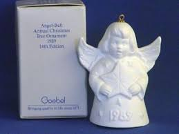 Goebel 1989 Bisque Bell
