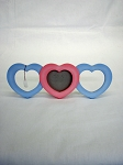 Triple Heart Frame