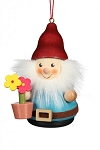 Dwarf With Flower Pot