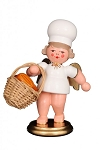 Bakery Angel With Bread Basket