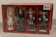 Nutcracker Suite set of 4 nutcracker 6