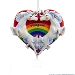 Love is Magical ornament