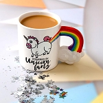 Unicorn Farts Coffee Mug