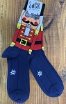 Men's Nutcracker socks