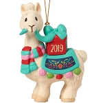 I Llove You Llots - dated 2019 ornament