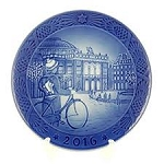 Royal Copenhagen Christmas 2016 Plate