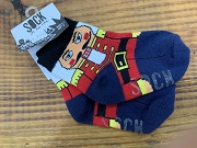 Nutcracker toddler crew socks