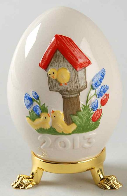 2013 Annual Goebel Egg