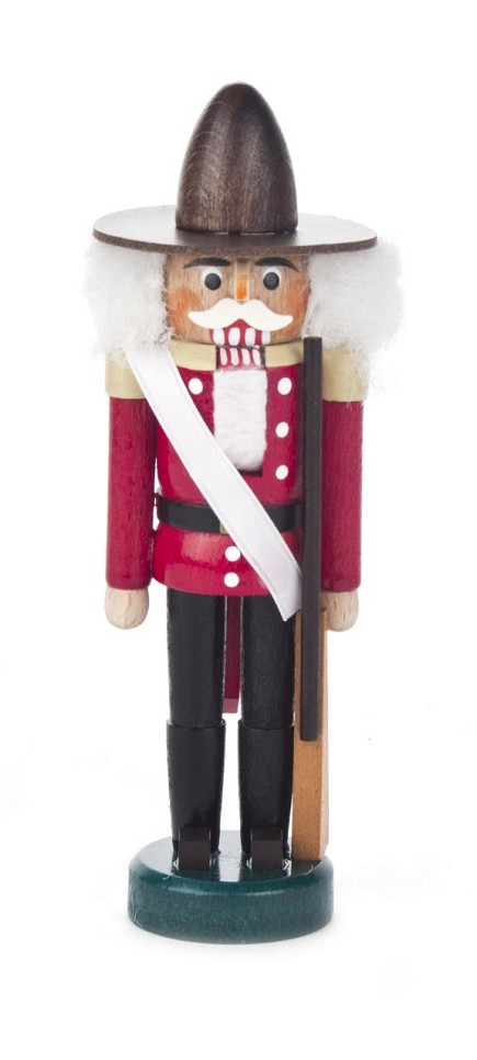 Mini Canadian Mounty