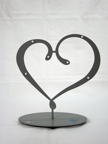 Heart-Shaped Ornament Hanger