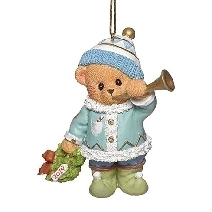 2019 Cherished Teddy dated Ornament