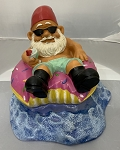 Donut Worry Be Happy Gnome